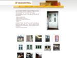 DESIGN VINDU - Vinduer, Dører, PCVAluminium, TrapperKjøkkener