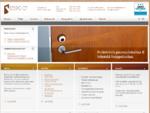 Desipo Oy | Etusivu | palo-ovet, äänieristys, porrastaso-ovet, laitosovet, äänieristetyt ovet