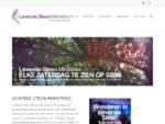 Levende Steen Ministries | Bezoek onze nieuwe dome in Spijkenisse!