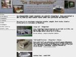 Steigerhout meubelen   Noord-Holland   De steigerzolder