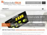 RILEVATORE DI BANCONOTE FALSE - Detectalia Italia