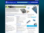 Developer. com Technical Information for Software Developers