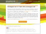 Développeur web 2. 0 Mark LUCAS, developpeur web - Développeur web 2. 0