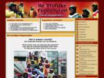 Dé Vrolijke Pepernoten - Hét orkest van Sinterklaas
