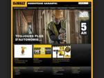 Outils électriques - outils électroportatifs - DEWALT