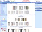 De Wissellijst - Voor al uw lijsten en ophangsystemen