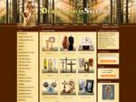 DEWOCJONALIA - SKLEP INTERNETOWY - medaliki, krzyże, przedmioty liturgiczne, figury, różańce,