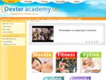 DEXTER ACADEMY - masérské kurzy, fitness kurzy, kurzy výživy i kosmetické kurzy