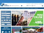 Oslo – København båtreise, minicruise, storbyferie, konferanse - DFDS Seaways
