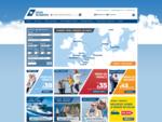 Tanie bilety na prom do Francji l Trasa promowa Dover - Dunkierka - DFDSSeaways. pl
