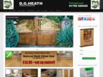 D G Heath Timber Products Ltd