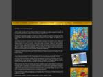 R. di blanco, artiste peintre, sculpteur, verrier, galerie d'art St . Remy de Provence
