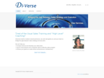 Toronto Sales Coaching - Di-Verse - Bridging the Gap Between Sales Strategy and Execution