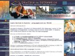 Learn to speak German German Courses at the University of Klagenfurt