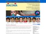 Diaconia Internationale Hilfe - Christliches Hilfswerk - Startseite