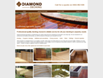 Diamond Decking all decking and carpentry services