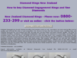 Diamond Rings, Engagement Rings and Diamonds from Polished Diamonds NZ Diamond Engagement Rings |