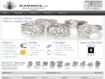 Diamonds | Diamond Rings | Diamond Engagement Rings | Buy Diamonds NZ