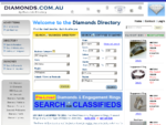 Diamonds Directory - Australia's Diamond and Jewellery Marketplace