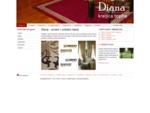 Diana. Vuneni i unikatni tepisi - Naslovna