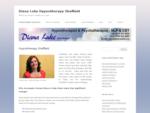 Diana Luke Professional Hypnotherapist Sheffield MP3 Downloads £8.88 South Yorkshire UK - ...