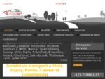 DIAPASON transport navette Metz - Nancy aeroport et gare tgv