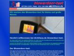 Blowerdoor Test Messungen Luftdichtigkeitsmessung nach ENEV Blowerdoortest Blowerdoormessung ...