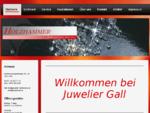 Juwelier Gall Willkommen