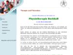 Therapie und Prävention Home