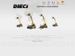 Macchine edili ed agricole DIECI - Montecchio Emilia Reggio Emilia ITALY - Produzione elevatori e ...