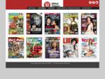 Mūsu žurnāli | Izdevniecība Dienas Žurnāli