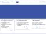 DIE PERSONALBERATUNG | Offene Stellen | Salzburg - Home