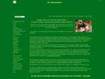 De 'Dierendokter', homeopathie natuurlijke producten voor de gezondheid van uw huisdier.