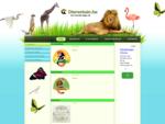 De dierentuin verzamelsite van België. Een duidelijk dierentuin overzicht met bijvoorbeeld Antwerpe