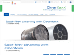Cleantaxx Rußfilterreinigung für Busse & LKW