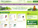 Complément alimentaire bio - huile essentielle bio - Dietaroma traitement naturel (Phytaromasol,