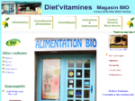 Dietvitamines HerblayBio Le magasin BIO à Herblay Val d'Oise 95220