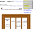 Different Color Mixer Software - software for painters, designers and other artists mixing or ...