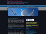 Digital Television Services Digital TV Aerial Motorised Satellite Installation