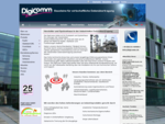 Digicomm: Industrielle Datenübertragung, Ethernet Modem, Fibre Optic LWL, Machine to Machine, Funk
