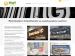 Ettevõttest - Digit Reklaam OÜ