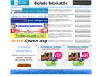 digitale-fotolijst. be - Bestel online uw benodigdheden