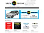 Digital Spot Printing Henderson Auckland NZ
