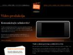 Videoprodukcija DIGITAL STUDIO - vse produkcijske in postprodukcijske storitve