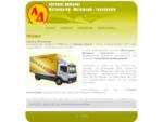 Μεταφορές μετακομίσεις οικοσκευών και εταιρικές Αντώνης Δημάκης. Antonis Dimakis Metaforiki