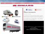 Dimaro Carrosserie | Carrosserie- Bandenservice | Alles met betrekking tot trucks en trailers.