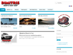 Dimitris Rent A Car - Ενοικιαζόμενα αυτοκίνητα και δίκυκλα - Λέσβος