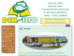Din'en Bio - Dinan(22) Magasin d'alimentation biologique et de santeacute; naturelle