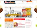 Diner's Burger livraison burgers et pizzas Nantes