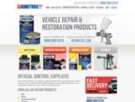 Car Repair Restoration Products   Dinitrol Suppliers Sheffield